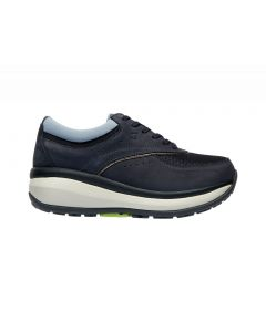 Sydney Shoe in Dark Navy