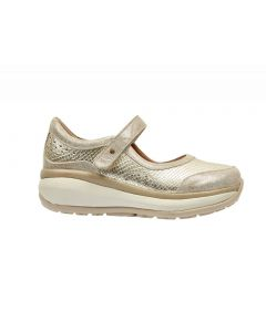 Ladies Joya Jane in Champagne Snake