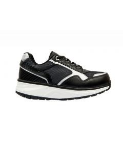 Tina ll Trainer in Black Silver