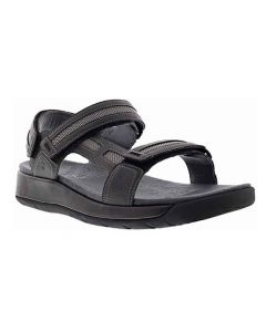 Joya Mens Capri Sandal in Grey