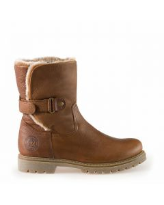 Panama Jack Felia Boot in Bark