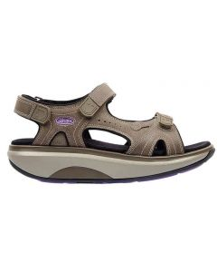 Joya Womens ID Cairo in Choc Chip Sandal