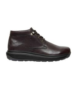 Joya Liverpool Boot in Dark Brown