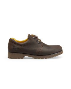 Panama Shoe in Brown Leather