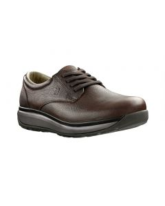 Joya mens shoe, Mustang in Coffee