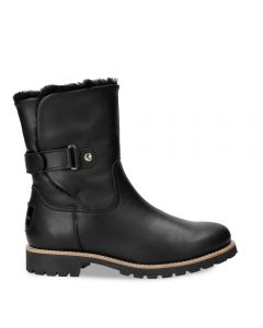 Panama Jack Felia Igloo Boot in Black