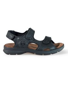 Salton Panama Jack Walking Sandal in Black