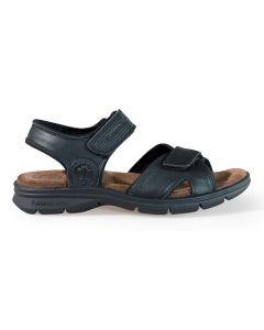 Sanders Panama Jack Walking Sandal in Black