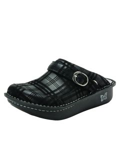 Alegria Seville Clog in Plaid to Meet You