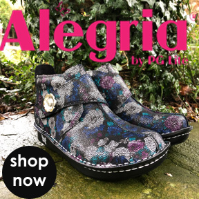 Alegria Caiti Boots at Cheerful Soles
