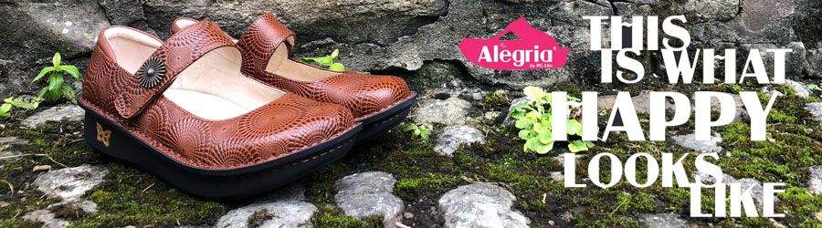 Alegria Shoes at Cheerful Soles