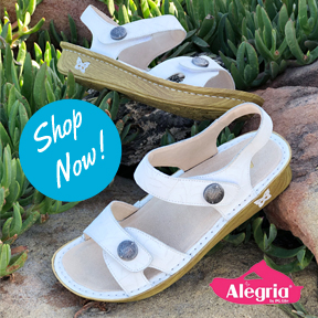 Alegria Vienna Sandals
