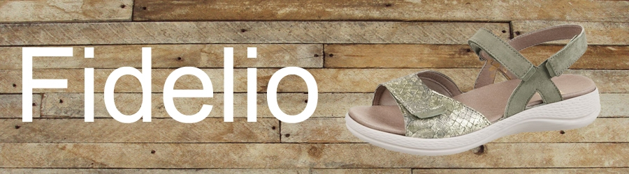 Fidelio Shoes at Cheerful Soles