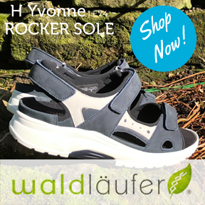 Waldlaufer H Yvonne Sandals