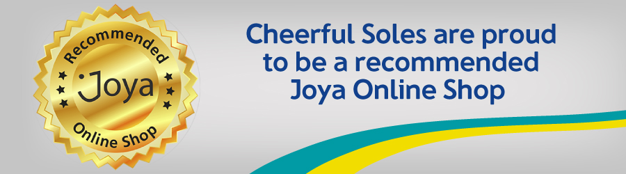 Cheerful Soles proud to be an online Joya Shop