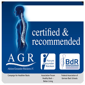 Joya Shoes Accredited by AGR
