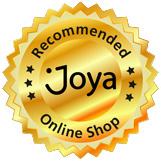 Joya Recommended Online Shop Logo
