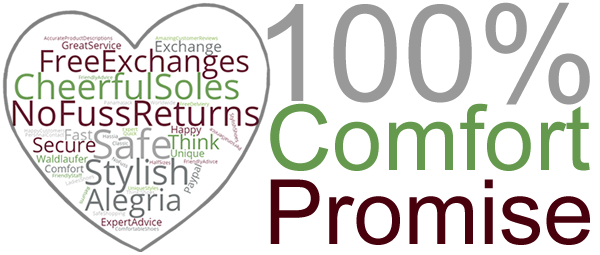 Our Comfort Promise Logo