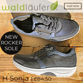 Waldlaufer H Sonja Rocker Sole SHoes