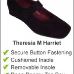 Fitting Shoes for Rheumatoid Arthritis
