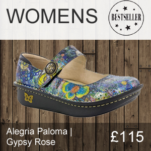 Best selling womens Alegria Paloma Shoes