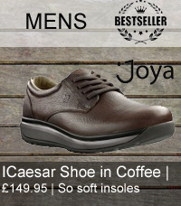 Best selling mens comfortable shoes at Cheerful Soles