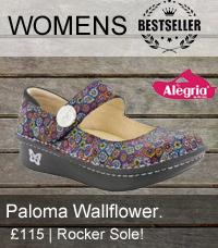 Alegria Paloma in Wallflower