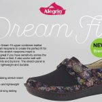 Alegria add a new style to their successful Dream Fit range