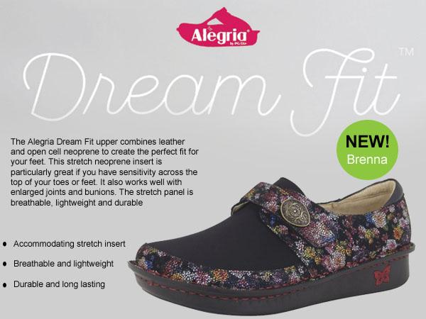 New Alegria Brenna Dream Fit