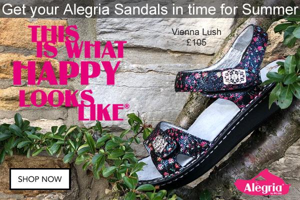 Alegria Vienna Sandal in Lush