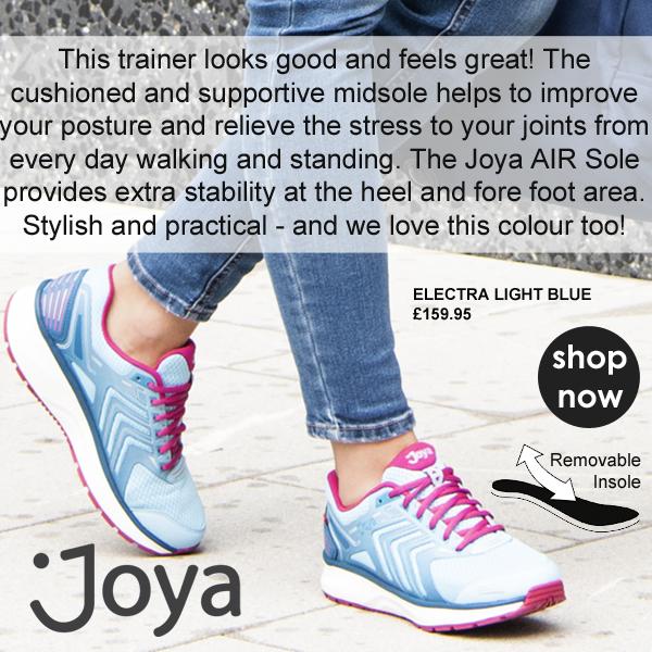 Ladies Joya Electra Trainers