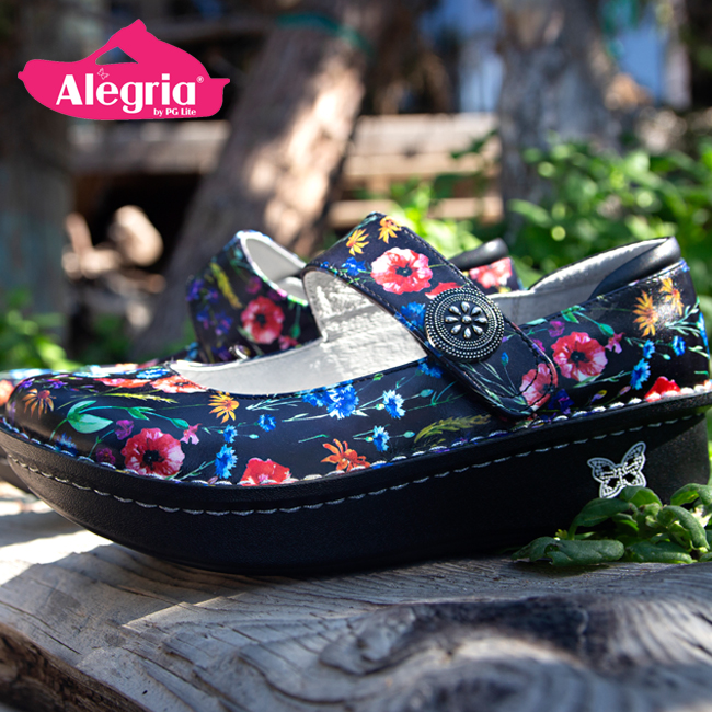 Alegria Paloma Mary Jane Shoes
